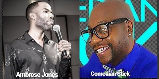 Damon Williams Presents Father's Day weekend comedy at Riddles