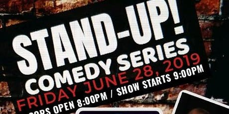 STAND-UP! COMEDY SERIES tickets