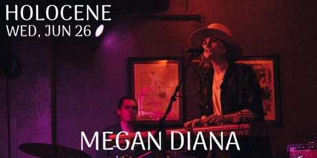 Megan Diana, Sarca, Saroon tickets