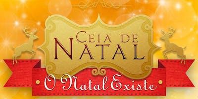 """4ª Ceia de Natal """"O Natal Existe"""" em Gramado"""