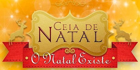 """4ª Ceia de Natal """"O Natal Existe"""" em Gramado tickets"""