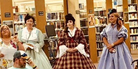 Haunted Halloween Ghost Tour and Paranormal Investigation at Talladega Library  tickets