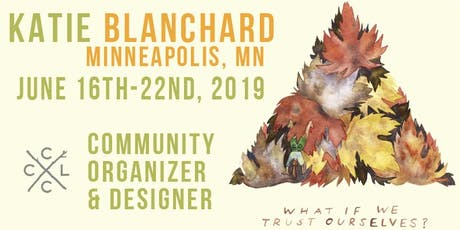 Community Workshop w/ Katie Blanchard tickets