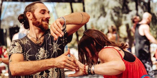 Partner Dancing for Ecstatic Dance- Cocr´ea 3 Day Immersion