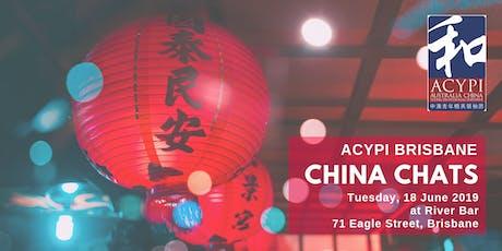 ACYPI Brisbane   June China Chats tickets