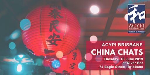 ACYPI Brisbane   June China Chats