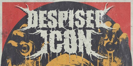 Despised Icon, Kublai Khan, Ingested, Shadow of Intent, I Declare War