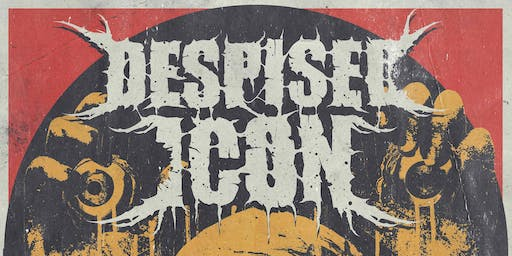 Despised Icon, Kublai Khan, Ingested, Shadow of Intent, I Declare War +