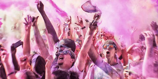 Color Me Rad Albany Volunteer