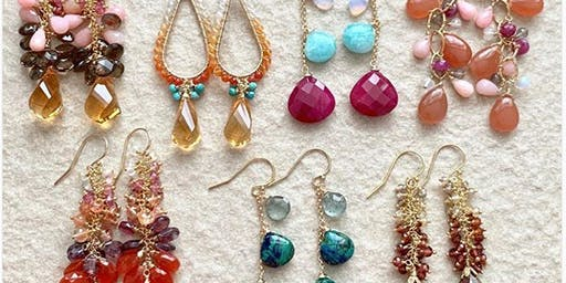Sip, Make and Take Jewelry Making  Party