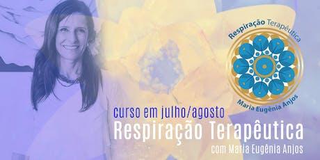 Curso Respiração Terapêutica com Maria Eugênia Anjos ingressos