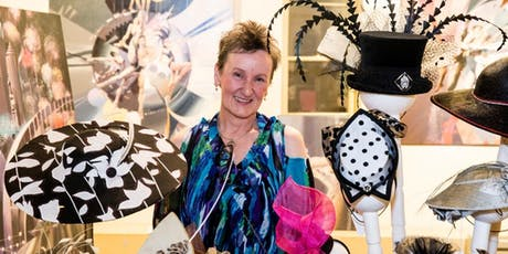 The Artist's Salon - Christine's Millinery tickets