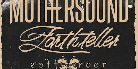 Mothersound, forthteller, S'efforrcer + more at Gold Sounds tickets
