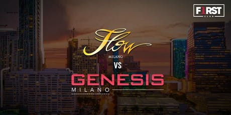 FIRST CLUB MILANO - VENERDI 19 LUGLIO 2019 - FLOW - HIP HOP RNB REGGAETON PARTY - LISTA MIAMI - LISTE E TAVOLI AL 338-7338905 tickets