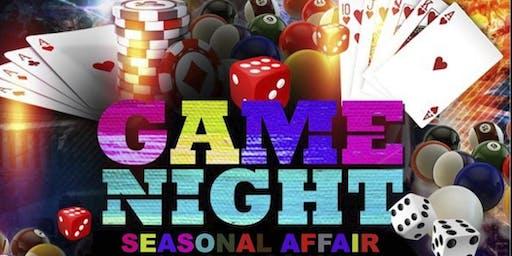 Game Night: Summer Edition