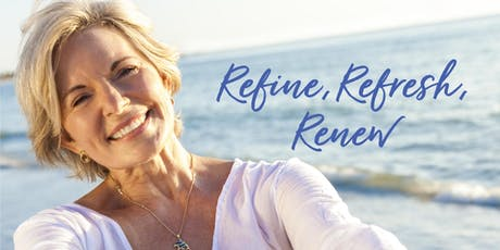 Refine, Refresh, Renew Facetite Event tickets