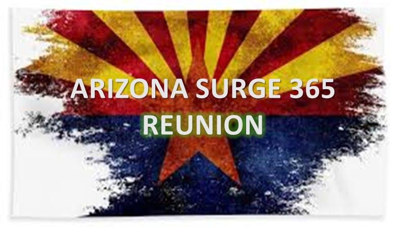 Arizona SURGE365 Reunion