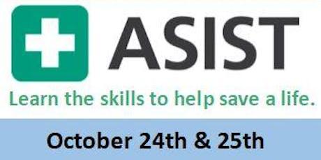 Oct 2019 ASIST Workshop tickets