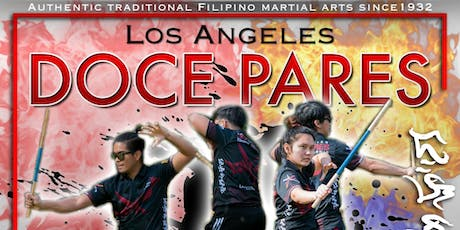 Filipino Martial Arts @ SIPA tickets