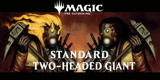 Magic: the Gathering-Standard Two-Headed Giant