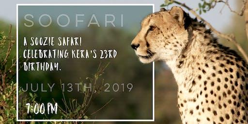 SOOFARI - Soozie's Safari Fashion Show