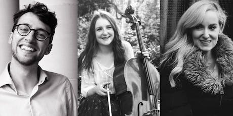 Lunchtime Concert: The Alberi Trio tickets