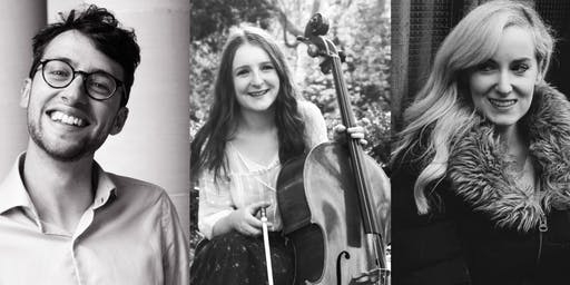 Lunchtime Concert: The Alberi Trio