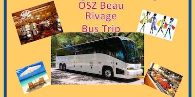 OSZ BEAU RIVAGE CASINO BUS TRIP