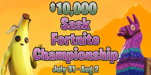 Saskatchewan Fortnite Championship