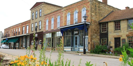Mineral Point, WI: Sip, Savor & Stroll