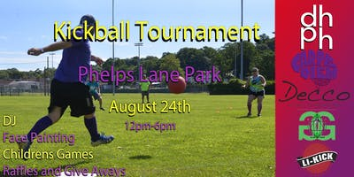 Carpe Diem Kickball Tournament