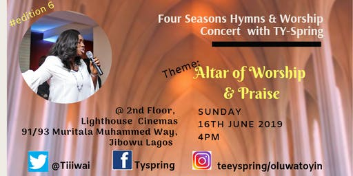 Four Seasons Hymns and Worship Concert