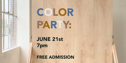 COLOR Party | Northlight Seattle