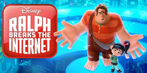 Ralph Breaks the Internet - FREE School Holiday Movie