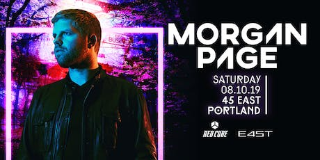 MORGAN PAGE tickets