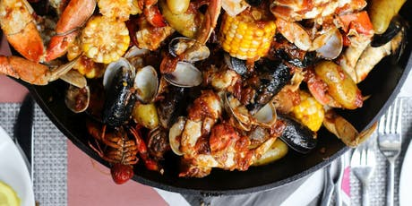 Sunday Seafood Boil Series – July 14, 2019 tickets