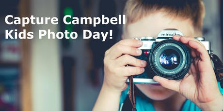 Capture Campbell - Photography Outing for Kids tickets