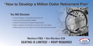 How to Develop a Million Dollar Retirement Plan