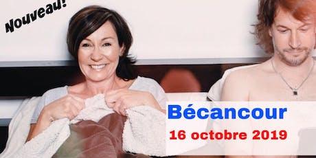 BECANCOUR 16 OCTOBRE 2019 LE COUPLE - Josée Boudreault billets