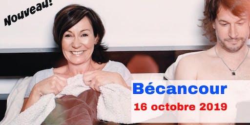 BECANCOUR 16 OCTOBRE 2019 LE COUPLE - Josée Boudreault