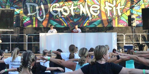 DJ Got Me Fit Franchise- Discovery Day