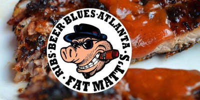 LIVE BLUES WITH THE PORK BELLYS AT FAT MATT'S RIB SHACK