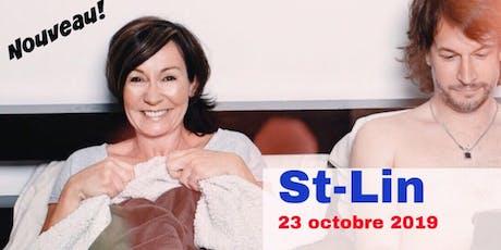 ST-LIN 23 OCT 2019 LE COUPLE - Josée Boudreault billets