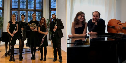 Lunchtime Concert: Recital by students from the Royal Irish Academy of Music
