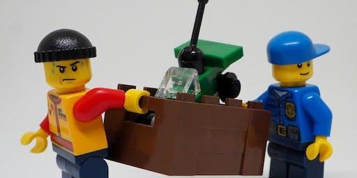 LEGO Challenge! - Nowra Library