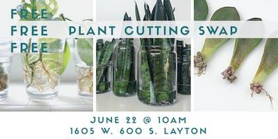 FREE! Plant cutting swap