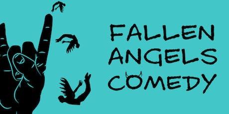Fallen Angels Comedy Showcase 8/17 tickets