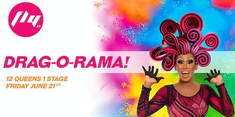 DRAG-O-RAMA! tickets