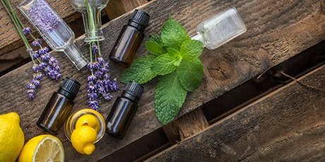 Natural Solutions with Essential Oils! tickets