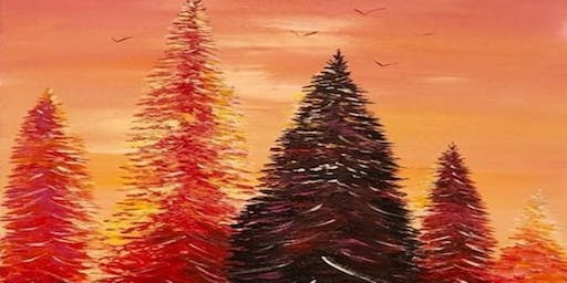 Paint Night - fundraiser for TRI FOR A CURE